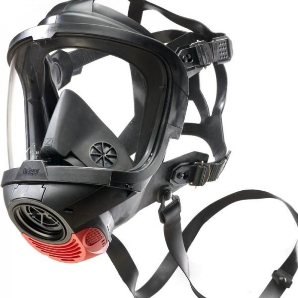 Dräger Vollmaske FPS 7000 PE-EPDM-M2-PC-EPDM, R56426