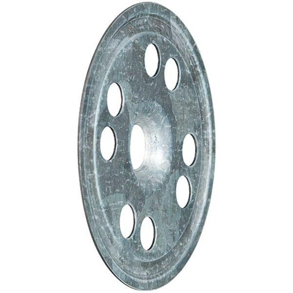 Fischer Dämmstoffteller Metall DTM 70/10, 50 Stück, 044318