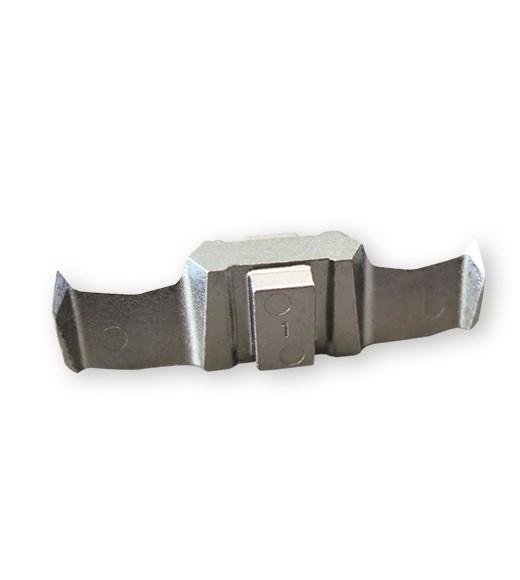 WEICON Ersatzmesser für WEICON No,25, mit doppelschneidiger Klinge, 52953020