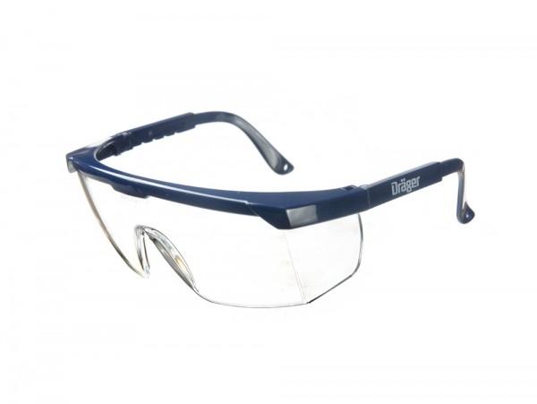 Dräger X-pect 8240 Schutzbrille, klar, R58957