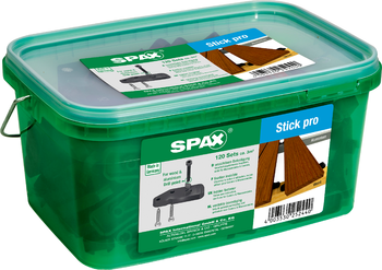 SPAX® Stick Pro 120 Stück - 5009422556619