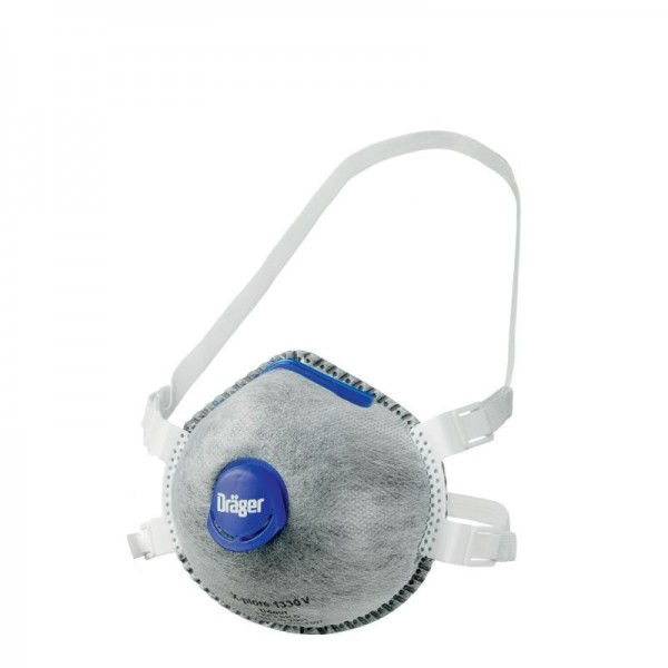 Dräger Filtrierende Halbmaske X-plore 1330 V Odour FFP3 NR D, 3951218