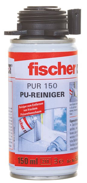 Fischer PU- und Pistolenreiniger PUR 150, 053083