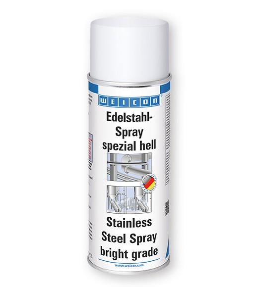 WEICON Edelstahl-Spray 400 ml >spezial hell<, 11104400