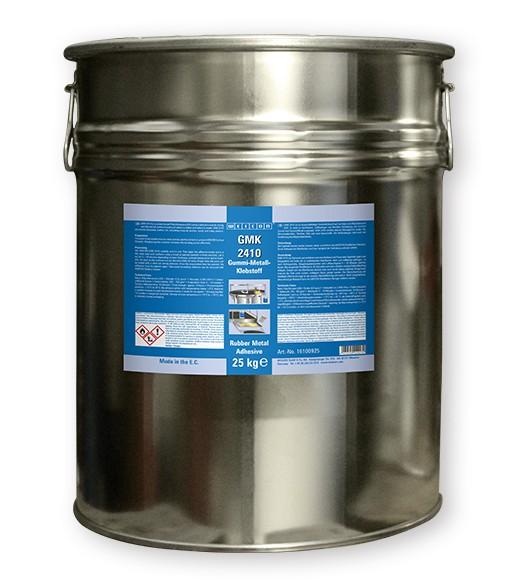 WEICON GMK 2410 25 kg Gummi-Metall-Klebstoff, 16100925