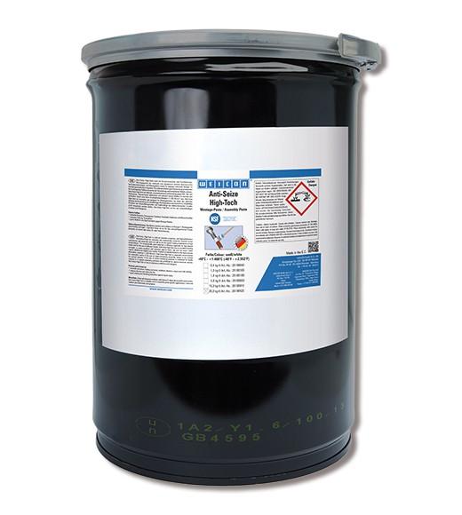 WEICON Anti-Seize ASW 20000 20 kg, High-Tech Montagepaste, 26100920