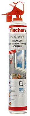 Fischer Premium Schnellmontageschaum PU 750, 053080