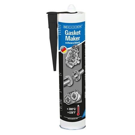 WEICON Gasketmaker schwarz 310 ml, 30101310