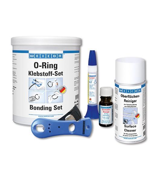 WEICON O-Ring Klebstoff-Set incl,Spezial-Sicherheitsmesser, 12508030