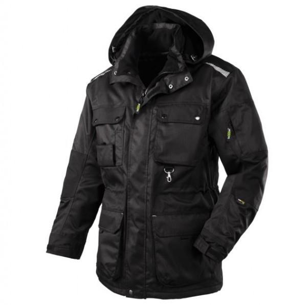 Texxor Winter-Jacke BOSTON, schwarz, 4196