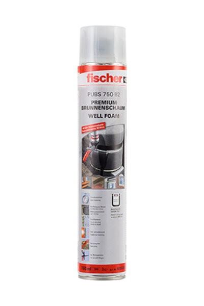 Fischer Premium Brunnenschaum PUP BS 750, 513763