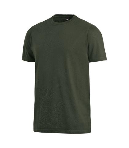 FHB T-Shirt einfarbig  JENS 90490 15-oliv