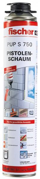 Fischer Pistolenschaum PUP S 750, 539197