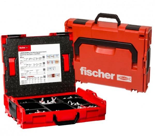 Fischer L-BOXX Elektro inklusiv fischer DUO-Line, 553119