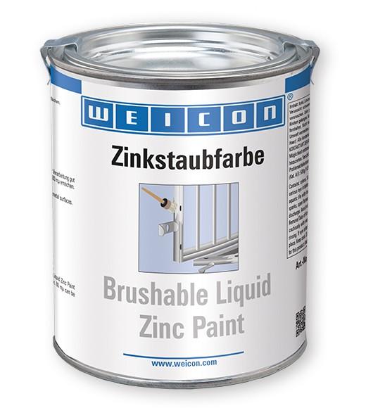 WEICON Zinkstaubfarbe 750 ml, 15000750