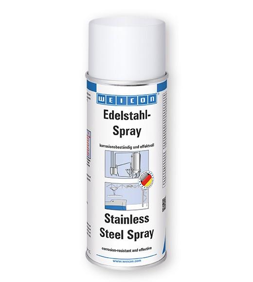 WEICON Edelstahl-Spray 400 ml, 11100400