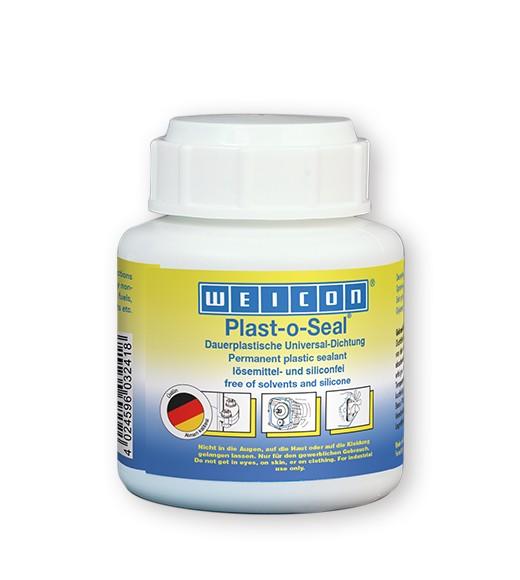 WEICON Plast-o-Seal 120 g Pinseldose, 30000120