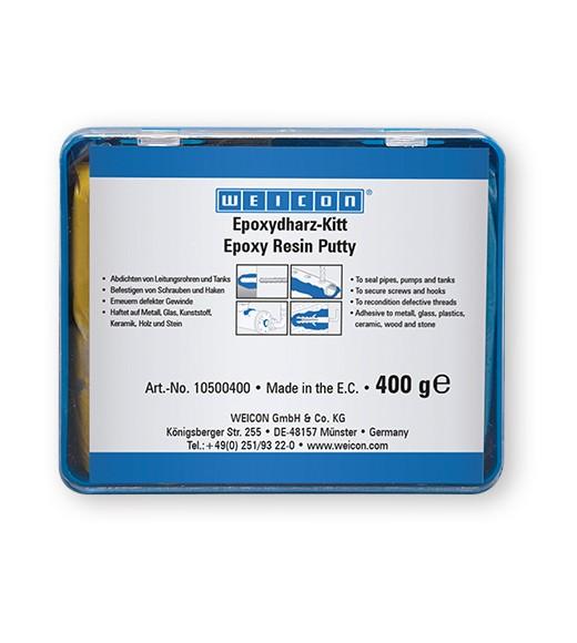 WEICON Epoxydharz-Kitt 400 g, 10500400