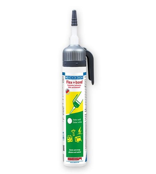 WEICON Flex+Bond weiß 200 ml, Presspackdose, 13350200
