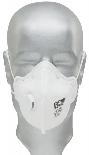 TECTOR® FFP3 FEINSTAUBMASKE 4206, 1 Stück