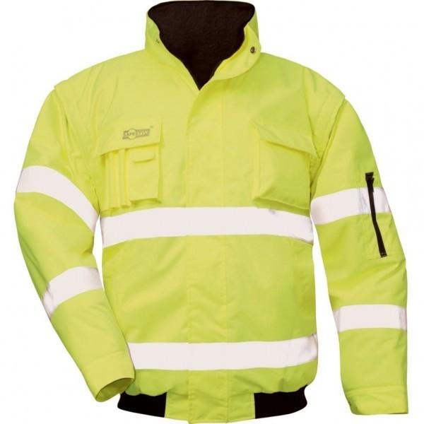 SAFESTYLE® Warnschutzpilotenjacke ROLAND, gelb