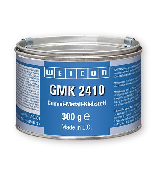 WEICON GMK 2410 300 g Gummi-Metall-Klebstoff, 16100300