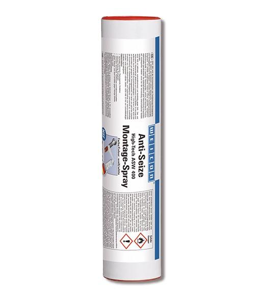 WEICON Anti-Seize ASW 400 K 400 g, High-Tech Montagepaste, 26100040