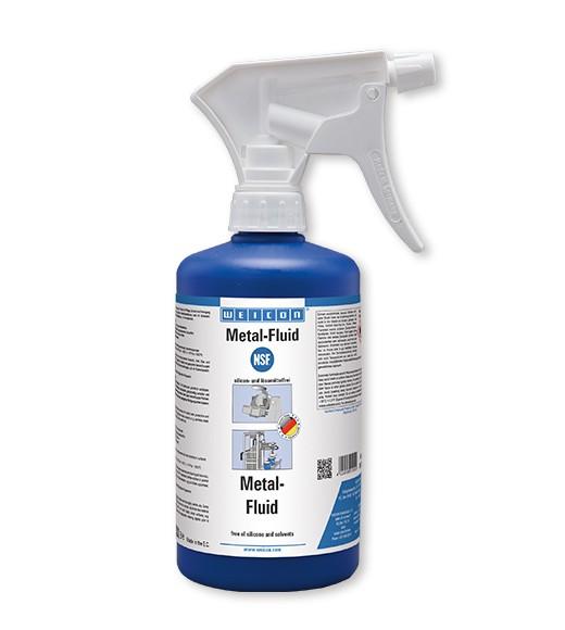 WEICON Metal-Fluid 500 ml Handsprüher, 15580500