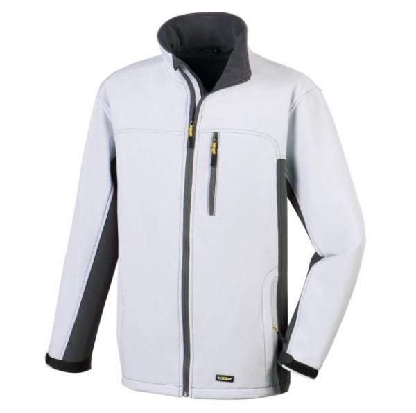 Texxor Softshell-Jacke SKAGEN, weiß/grau, 4144
