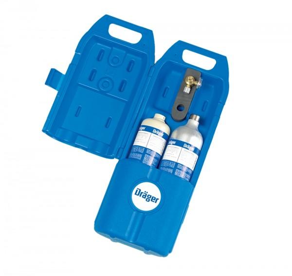 Dräger Tragekoffer für 2 Prüfgasflaschen, 6811181