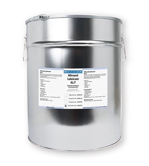 WEICON Allround-Lubricant 25kg AL-T 25000, Hochtemperaturfett, 26600925
