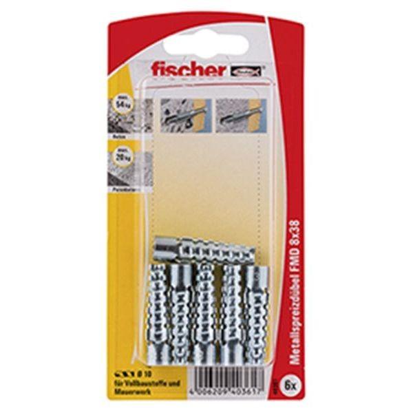Fischer Metallspreizdübel FMD 8x38 K (6), 040361