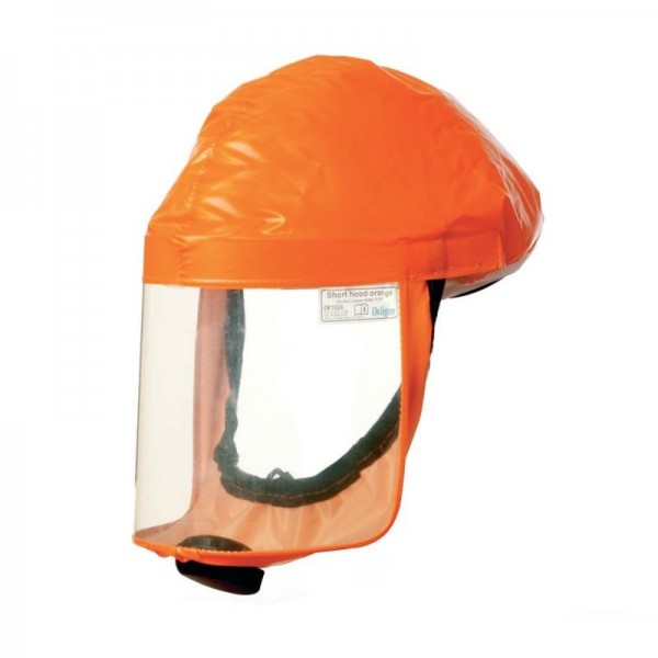 Dräger X-plore 7000 Kurze Haube TH2, orange, R56737