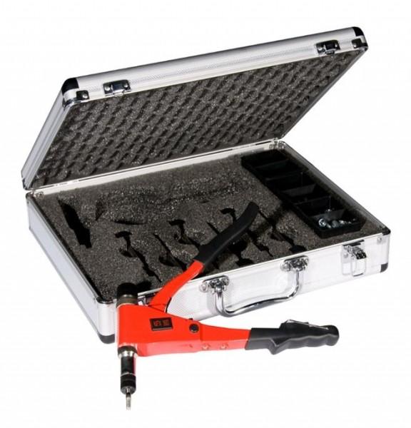 Masterfix Nietmuttern-Zange MFX 360 im Alu-Koffer, 43206360S