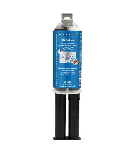 WEICON Zwillingsspritze Multi-Flex 25 ml, 13362025