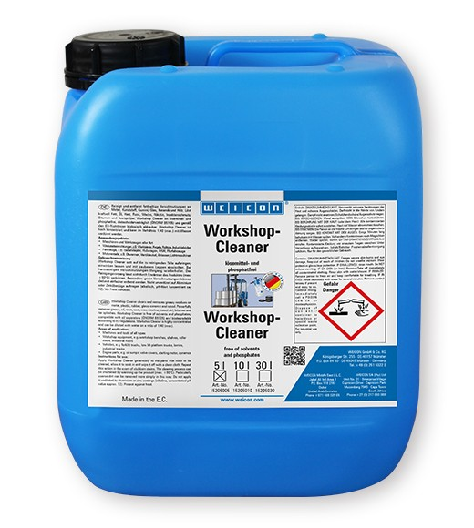WEICON Workshop-Cleaner 5 l, 15205005
