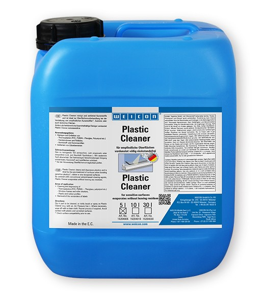 WEICON Plastic Cleaner 5 l, 15204005