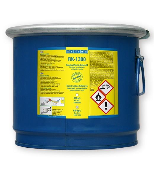 WEICON RK-1300 Konstruktions- Klebstoff 6 kg, 10561906