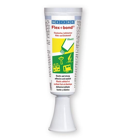 WEICON Flex+bond weiß 85 ml, 13350085