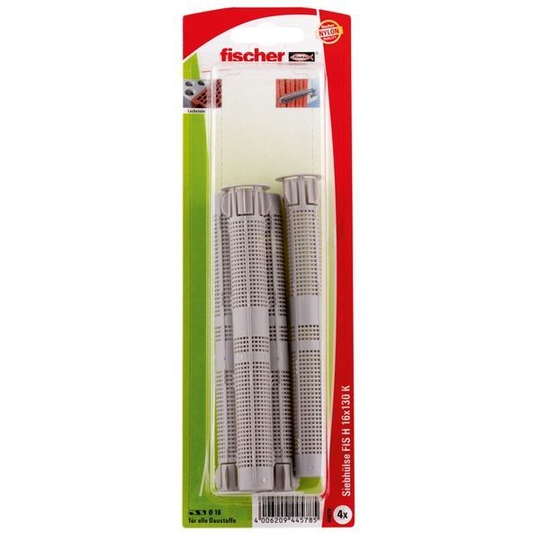 Fischer Injekt.Ankerhülse FIS H 16x130 K K (4), 044578