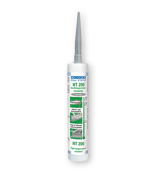 WEICON Flex 310 M HT-200 grau 310 ml, 13655310