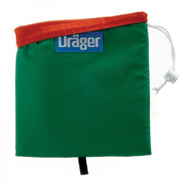 Dräger Waschbeutel rot/grün, R61000