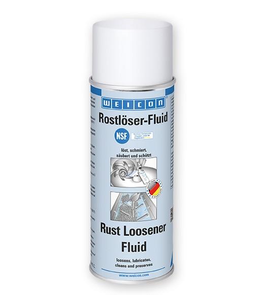 WEICON Rostlöser-Fluid Spray 400 ml, 11154400