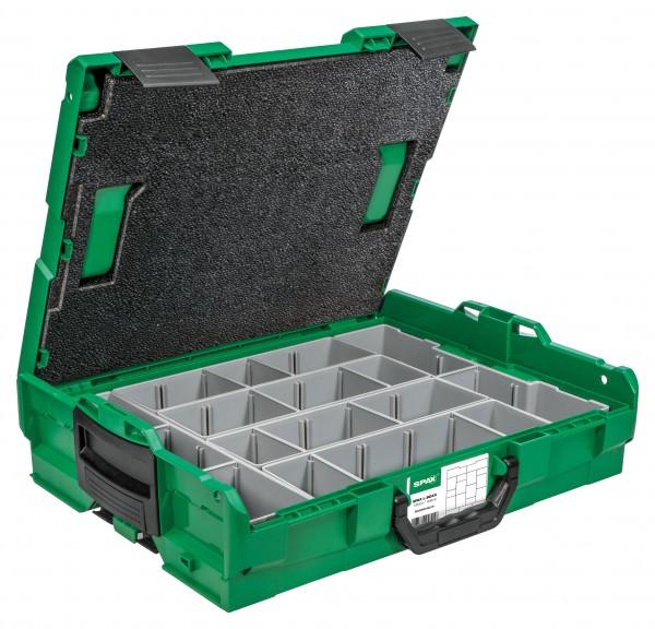 SPAX® Montagekasten, L-BOXX, leer, 5000009166019