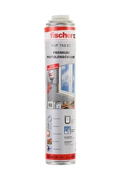 Fischer Premium Pistolenschaum PUP 750, 053084