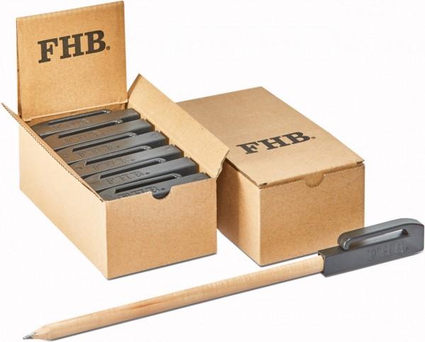 FHB RUTH Stiftverlängerungs-Box, schwarz, 91653-20-9999
