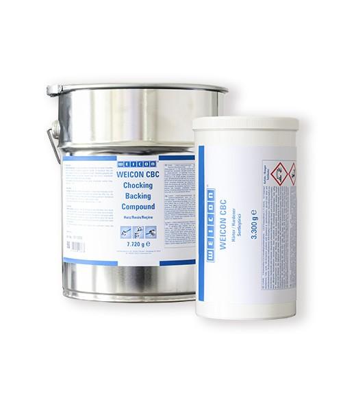 WEICON Plastik-Stahl CBC 10 kg, 10110110