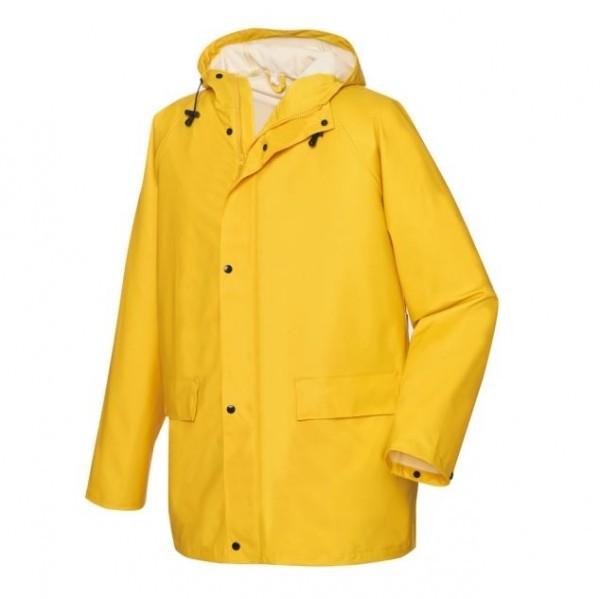 Texxor Regen-Jacke LIST, gelb, 4150