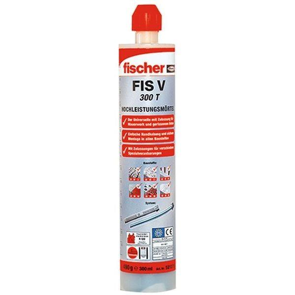 Fischer Hochleistungsmörtel FIS V 300 T, 521376