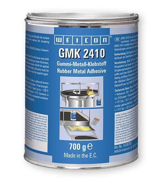 WEICON GMK 2410 700 g Gummi-Metall-Klebstoff, 16100700